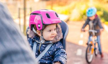 Comment faire une balade à vélo avec bébé