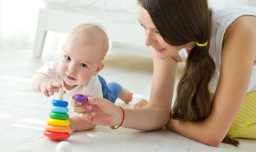 Activités pour l'éveil de bébé