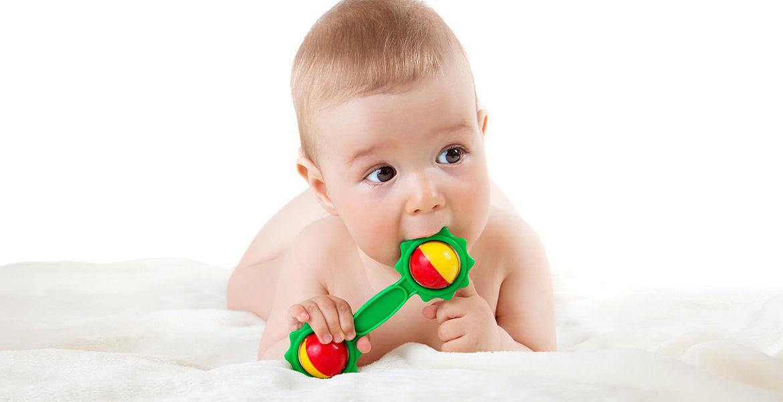 Hochet pour bébé