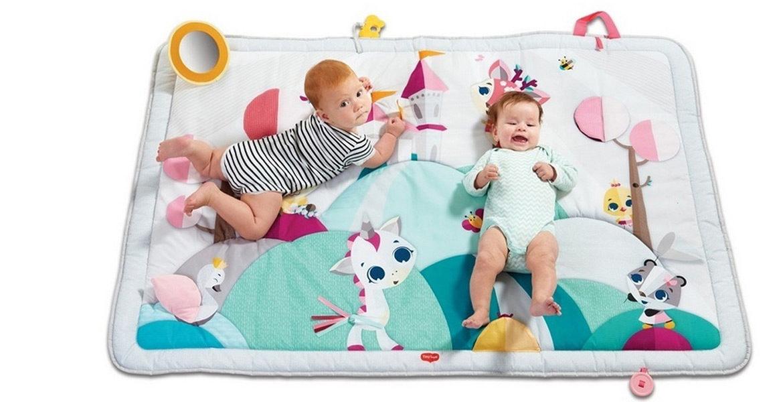 Choisir son tapis d'éveil pour bébé
