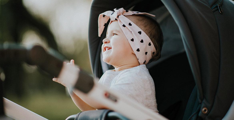 Comment choisir la poussette de bébé