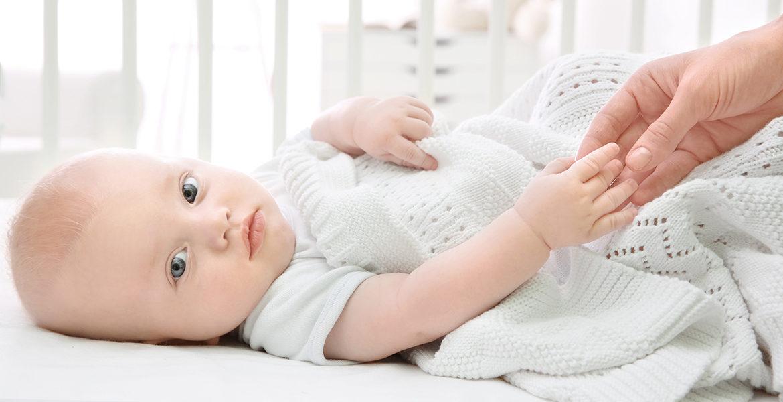 Troubles du sommeil chez bébé : comment réagir ?