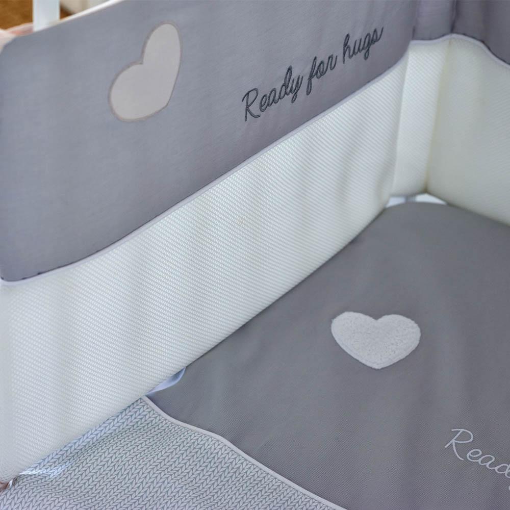 tour de lit respirant capuchon d coration de candide. Black Bedroom Furniture Sets. Home Design Ideas