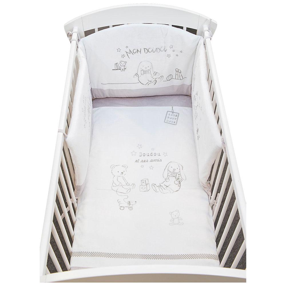 autour de bébé tour de lit Les Chatounets, Marques de puériculture : Découvrez tous nos  autour de bébé tour de lit