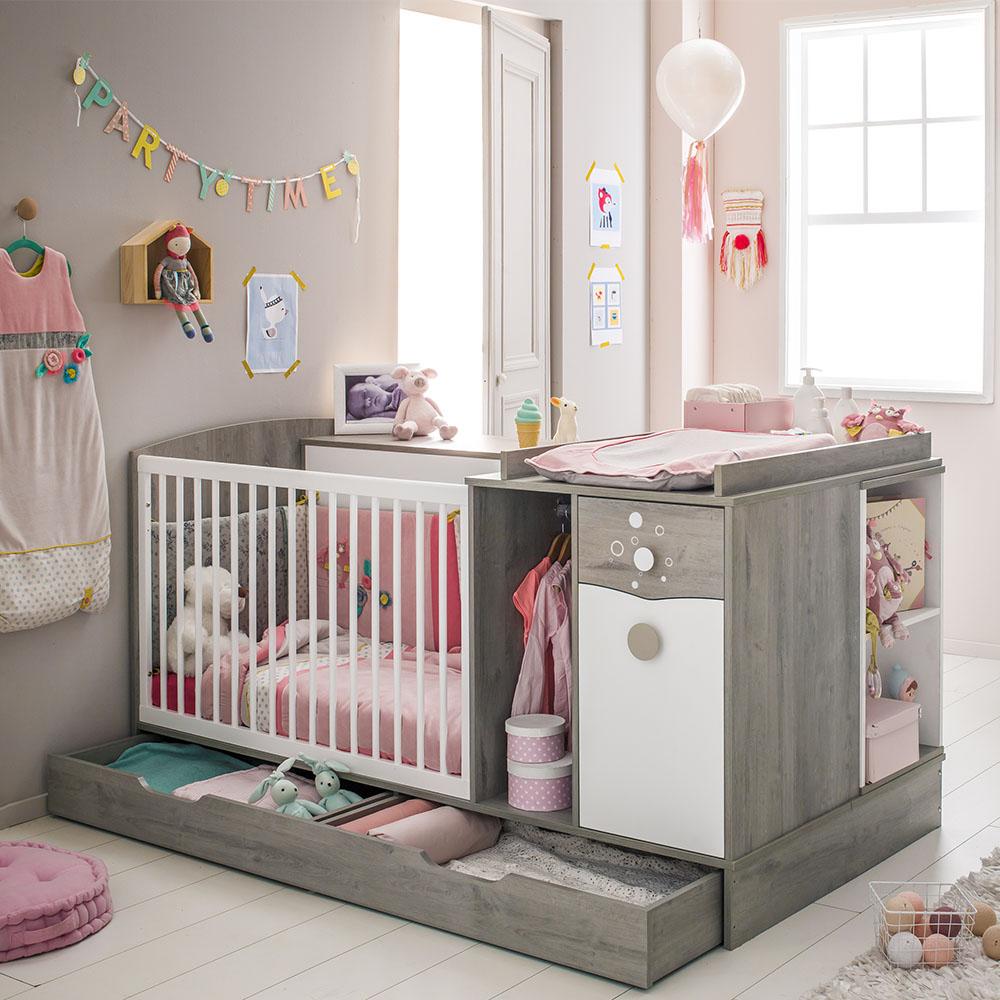 autour de bébé tour de lit Chambre Gaia, Thèmes : adbb Autour de bébé autour de bébé tour de lit