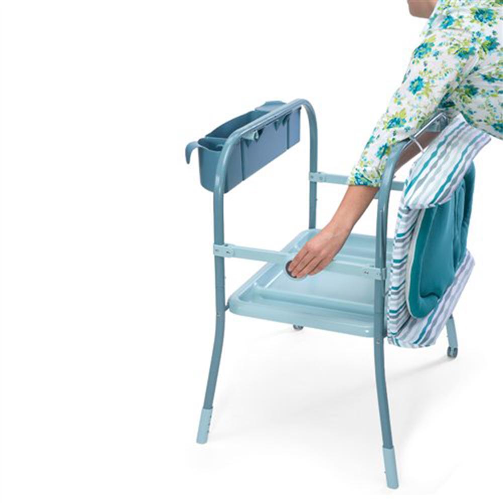 baignoire table langer cuddle bubble comfort de chicco. Black Bedroom Furniture Sets. Home Design Ideas
