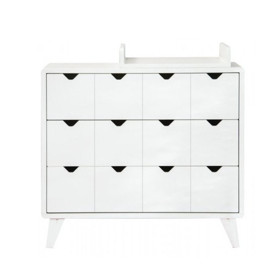 Commode 12 tiroirs Mont Blanc