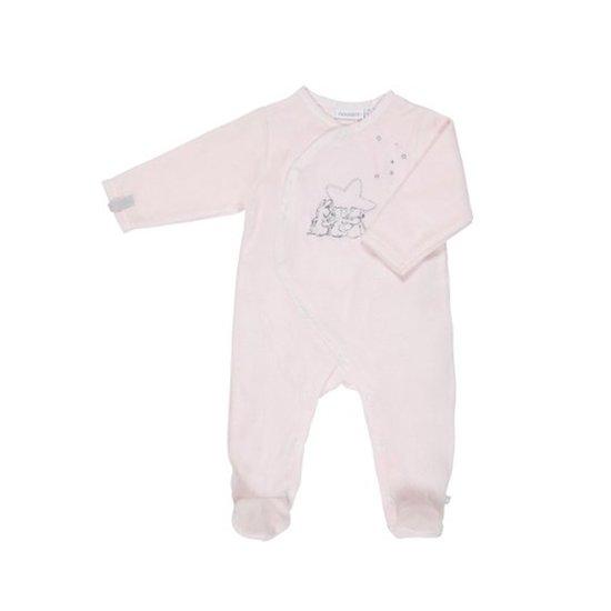 Poudre d'étoiles Rose Pyjama 6M