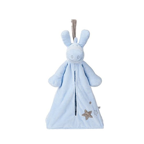 range-pyjama poudre d'etoiles bleu