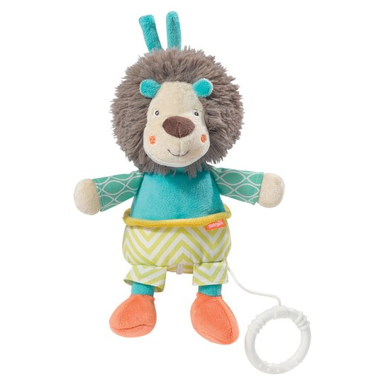 Peluche musicale Lion Funky friends