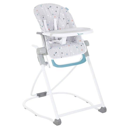 chaise haute r glable pour b b en bois plastique en ligne adbb. Black Bedroom Furniture Sets. Home Design Ideas