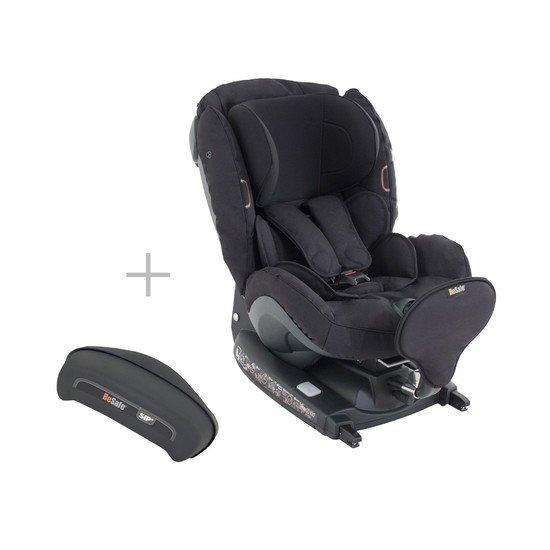 si ge auto izi kid i size x2 si ge auto avec harnais de besafe. Black Bedroom Furniture Sets. Home Design Ideas