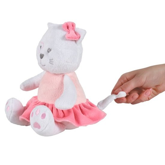 PELUCHE MUSICALE MADEMOISELLE