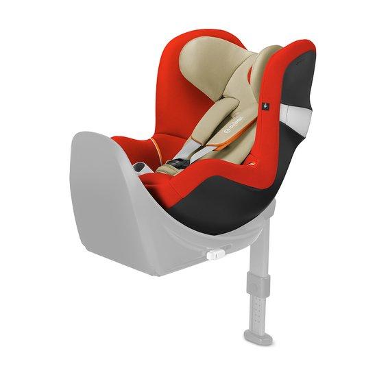 si ge auto sirona m i size si ge auto avec harnais de cybex. Black Bedroom Furniture Sets. Home Design Ideas