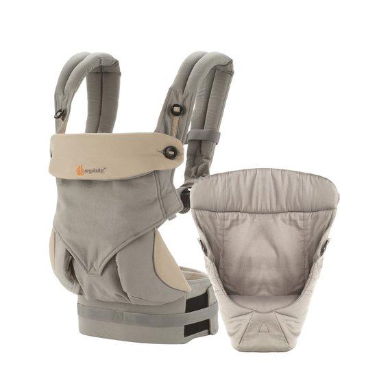 Pack Evolutif 360 : porte-bébé + coussin-bébé