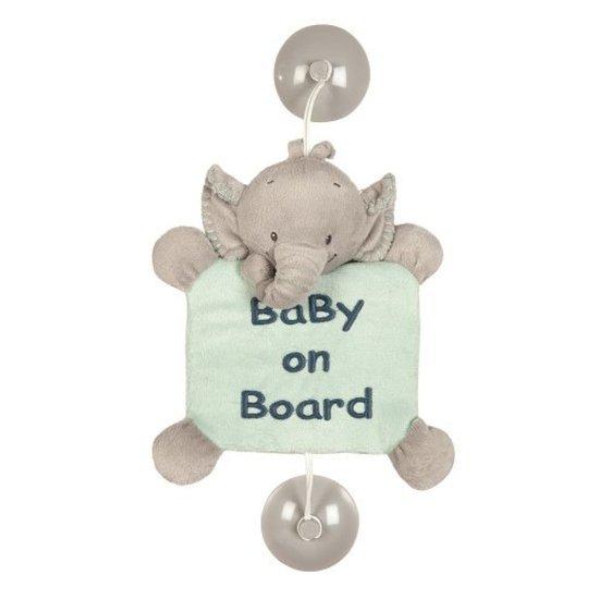 Baby on board jack l'elephant jack, jules & nestor