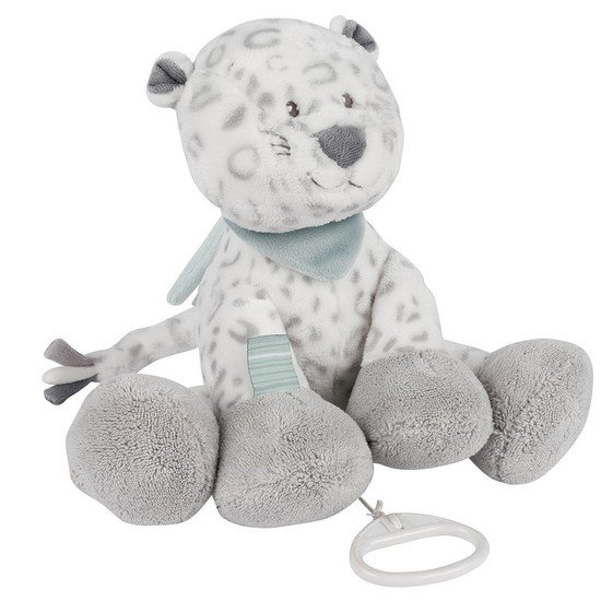 Peluche musicale Léa Loulou Hippolyte