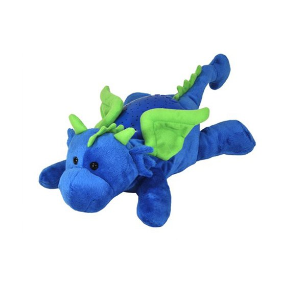 Twilight Buddies Dragon - Veilleuse peluche constellation dragon