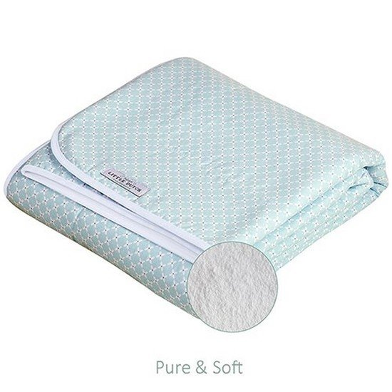 couverture de lit p&s sweet mint