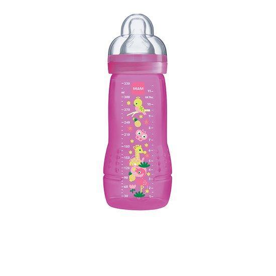 Biberon 2ème âge 330 ml