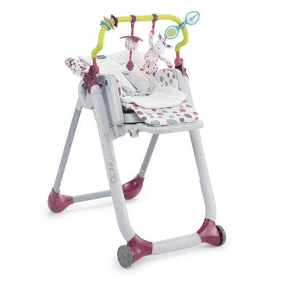 Chaise Polly Progres5 + kit de jeu naissance