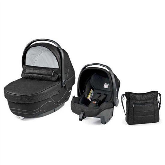Pack Modular XL : nacelle, coque et sac à langer