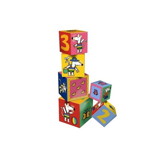 Cubes gigognes Mimi Maisy X6