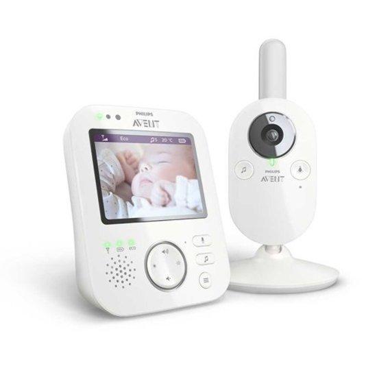Ecoute-bébé vidéo-numérique SCD630