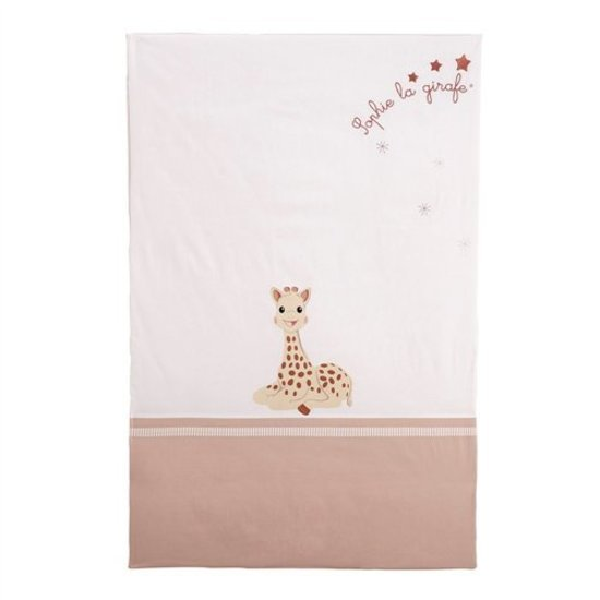 Plaid Sophie la girafe