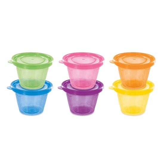 Set de 6 petits pots