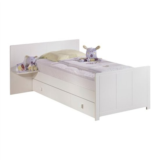 Grand tiroir pour lit junior 90x190 Amelia