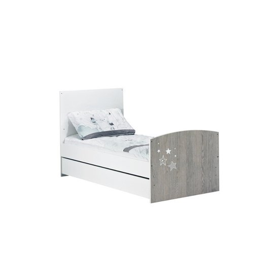 Lit évolutif Little Big Bed 70 x 140 cm Ana