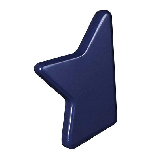 Bouton de porte étoile Nova