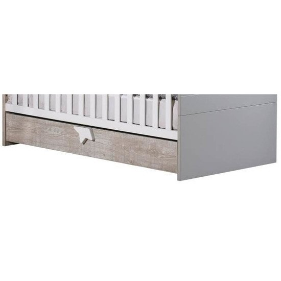 Tiroir pour lit Little Big Bed 70 x 140 cm Nova