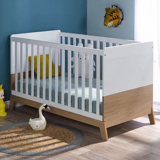 Préparer la venue de bébé : le lit évolutif