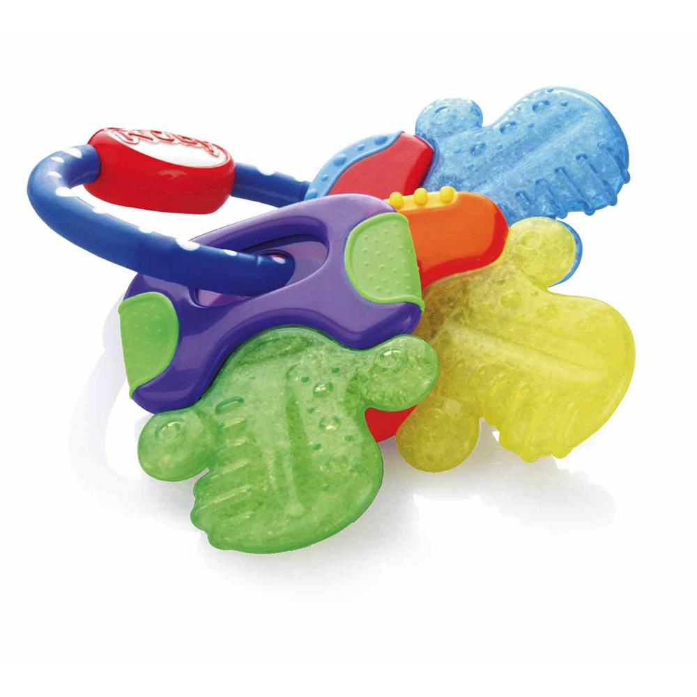 Clefs de dentition réfrigérantes MULTICOLORE Nuby