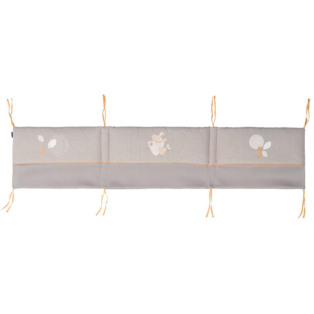 tour de lit respirant lenny candide de candide. Black Bedroom Furniture Sets. Home Design Ideas