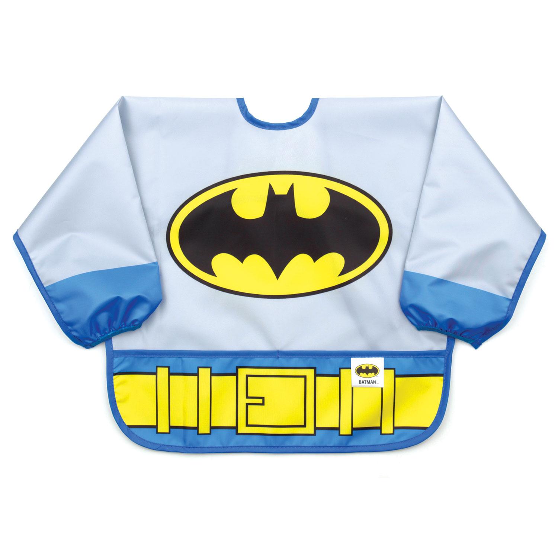 Bavoir-tablier déguisement Batman MULTICOLORE BB&Co