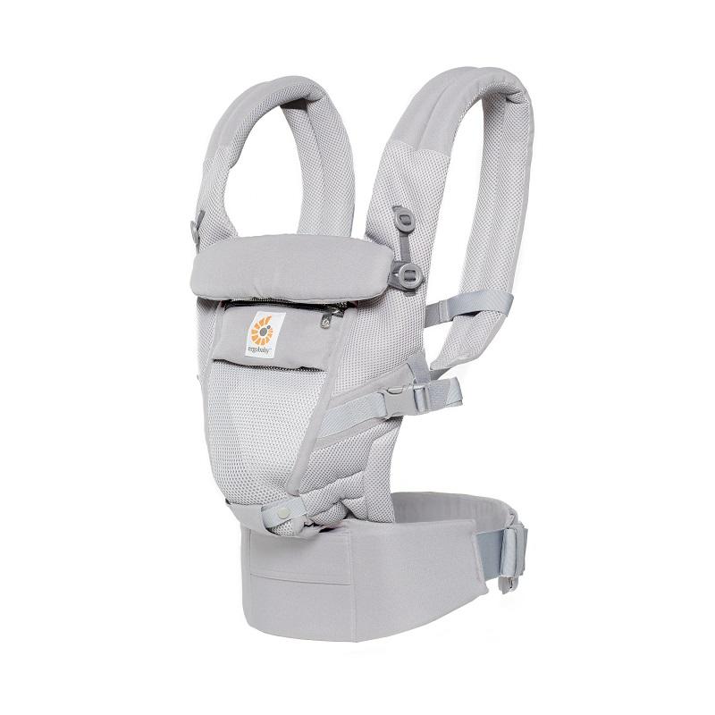Porte-bébé Adapt Cool air Mesh GRIS ERGObaby
