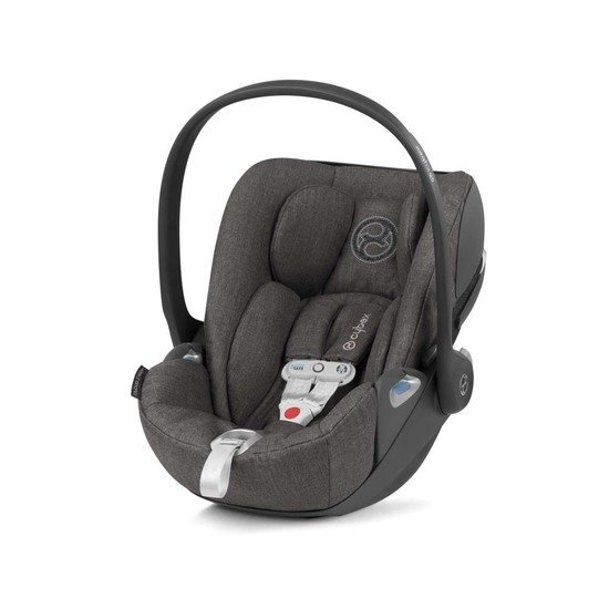 Cybex Coque Cloud Z i-Size plus Manhattan Grey