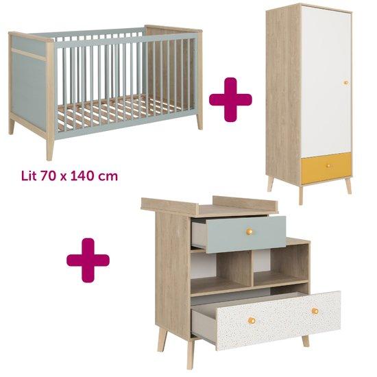 chambre sweet, thèmes : adbb autour de bébé