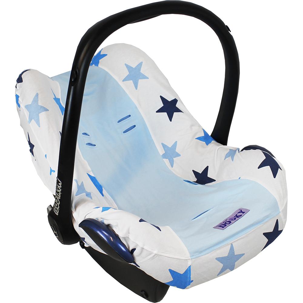 Housse de protection coque Seat cover BLEU Dooky