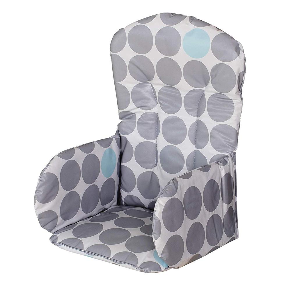 Coussin de chaise pvc GRIS Geuther