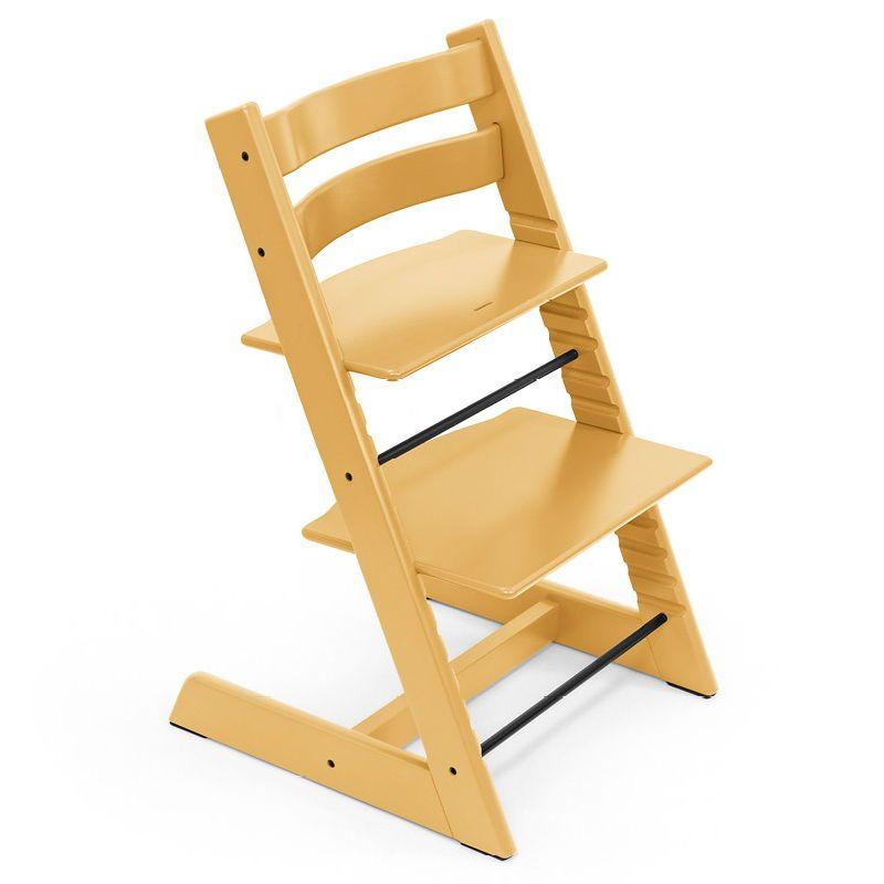 Chaise haute Tripp Trapp JAUNE Stokke