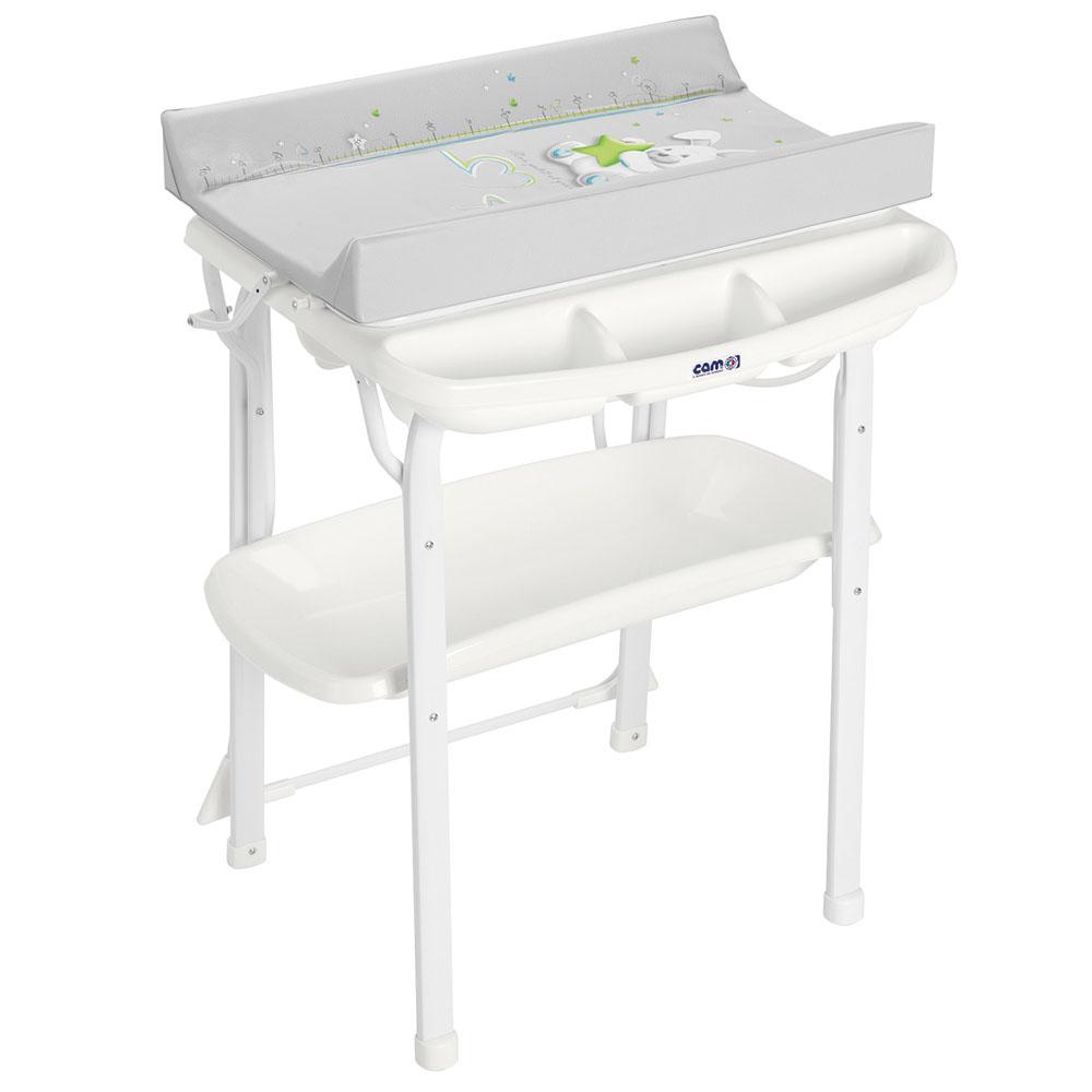 Table à langer extensible Aqua SPA BLANC CAM