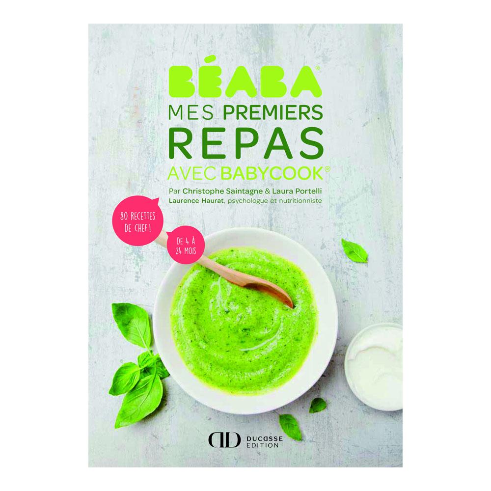Livre Mes premiers repas Babycook GRIS Béaba