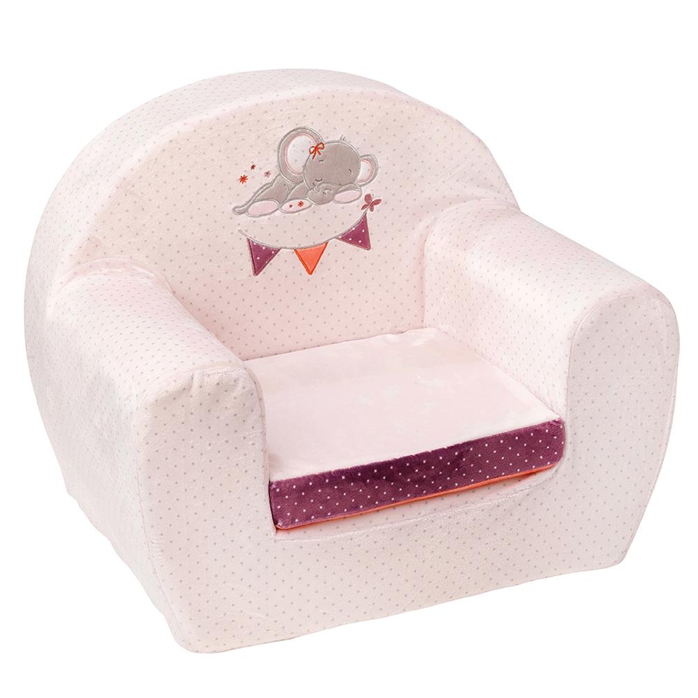 Sofa Adèle et Valentine ROSE Nattou