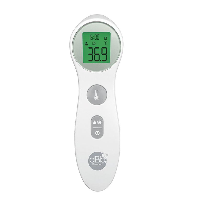 Thermomètre infrarouge sans contact GRIS dBb Remond