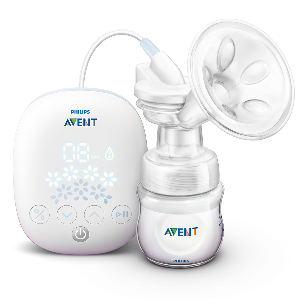 Tire-lait éléctrique Breastpump BLANC Philips Avent