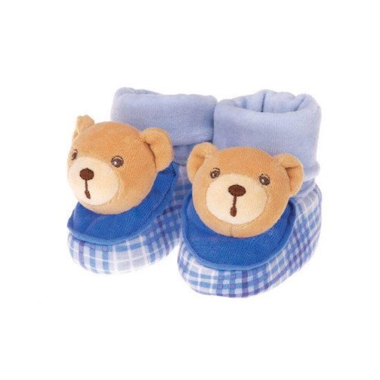 P'tits chaussons ourson